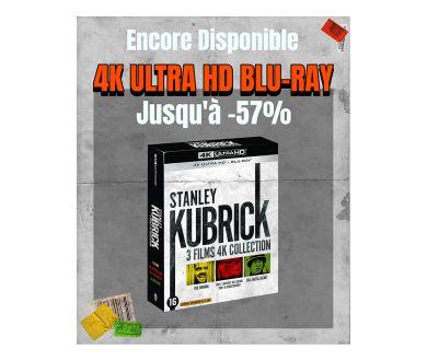 Encore Disponible : Large sélection de 4K Ultra HD Blu-ray jusqu'à -57%