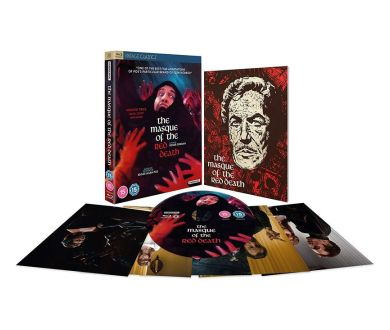 Le Masque de la mort rouge (1964) : Restauration 4K et nouvelle édition dès le 25 janvier