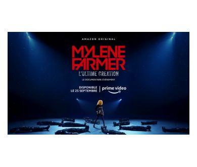 Mylène Farmer, l'Ultime Création le 25 septembre en France sur Amazon Prime Vidéo