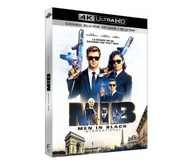 Men In Black International : le 16 octobre en 4K Ultra HD Blu-ray