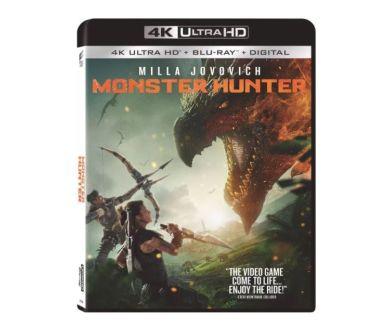 Monster Hunter de Paul W.S. Anderson en 4K Ultra HD Blu-ray dès le 2 mars