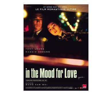 In The Mood For Love aperçu en 4K Ultra HD Blu-ray en France (décembre 2021)