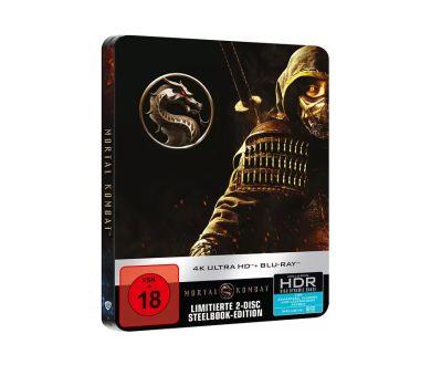 Mortal Kombat (2021) aperçu en 4K Ultra HD Blu-ray (juillet 2021)