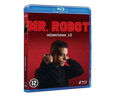 Mr Robot : La saison 4 en France en Blu-ray en décembre