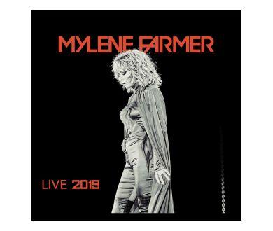 Mylène Farmer Live 2019 en 4K Ultra HD Blu-ray le 6 décembre