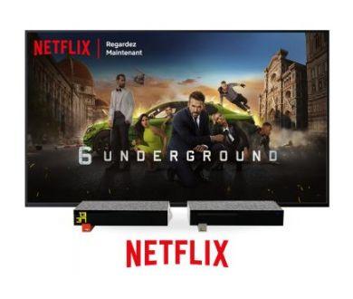 Free annonce l'arrivée de Netflix sur Freebox Révolution
