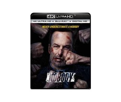 Nobody (2021) dès le 22 juin en 4K Ultra HD Blu-ray chez Universal