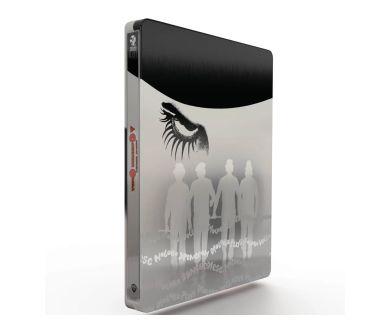 Orange Mécanique de Stanley Kubrick en précommande Steelbook 4K Ultra HD Blu-ray
