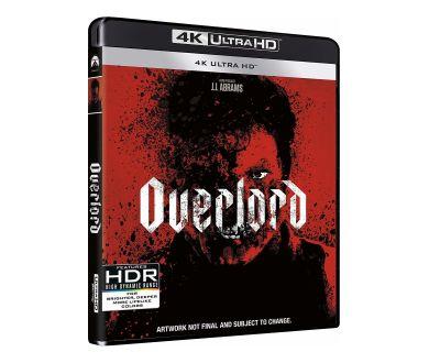 Overlord : Détails des éditions Blu-ray et 4K Blu-ray françaises