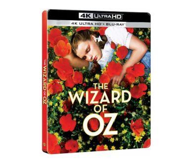 Le Magicien d'Oz aussi en Steelbook 4K Ultra HD Blu-ray