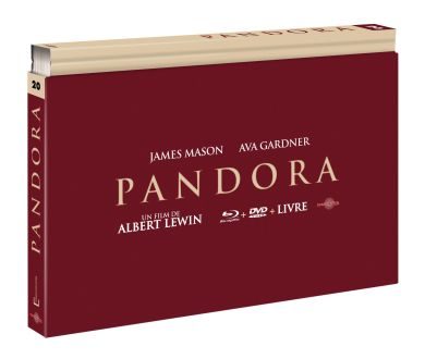 Pandora (1951) : Restauration 4K et coffret Ultra Collector Blu-ray le 27 octobre