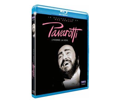Pavarotti de Ron Howard : en Blu-ray Disc en France le 27 novembre