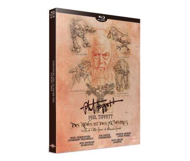 Phil Tippet : Des rêves et des monstres en Blu-ray en France le 27 mai