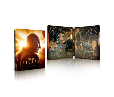 Star Trek Picard : La saison 1 officialisée en Blu-ray aux USA