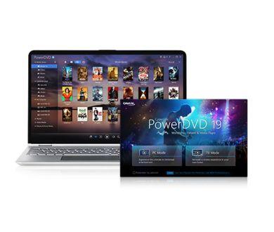 CyberLink présente le nouveau PowerDVD 19 compatible 4K HDR et 8K