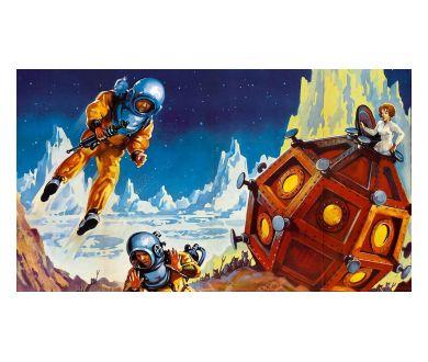 Les Premiers Hommes dans la Lune en édition Blu-ray collector le 15 octobre