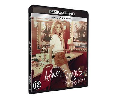Presque Célèbre (2000) en 4K Ultra HD Blu-ray le 14 juillet en France