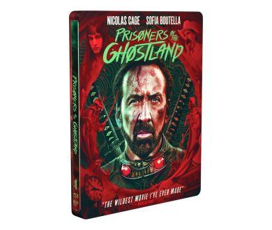 MAJ : Prisoners of the Ghostland (2021) dès le 16 novembre aux USA en 4K Ultra HD Blu-ray