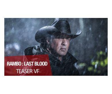 Rambo : Last Blood : La bande-anonnce du dernier Rambo est disponible