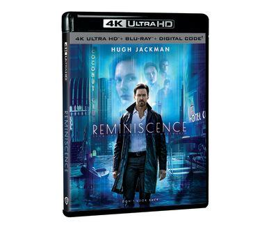 Reminiscence (2021) officialisé en 4K Ultra HD Blu-ray chez Warner