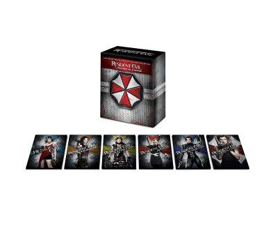 La saga Resident Evil en intégrale 4K Ultra HD Blu-ray le 3 novembre