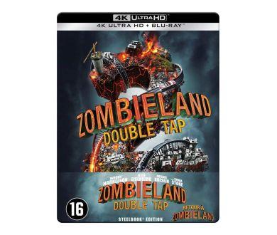 Retour à Zombieland : Une édition 4K Ultra HD Blu-ray avec boîtier métal (Steelbook)