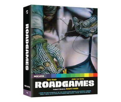 Déviation mortelle (Roadgames) : Nouvelle édition Blu-ray (Restauration 4K - 2020)