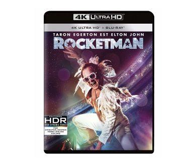 Rocketman officialisé en 4K Ultra HD Blu-ray chez Paramount