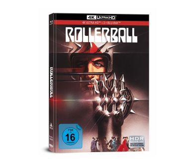 Rollerball pour la première fois en 4K Ultra HD Blu-ray en Allemagne