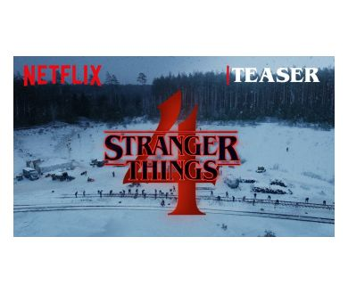 Stranger Things : Teaser inédit de la saison 4 avec un gros spoiler !