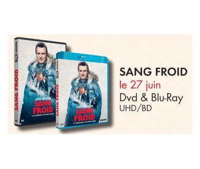 MAJ PRECO : Sang Froid : Une édition 4K Ultra HD Blu-ray en France chez Studio Canal