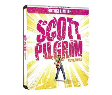 MAJ : Scott Pilgrim : Remasterisation 4K et Steelbook Ultra HD Blu-ray le 7 juillet