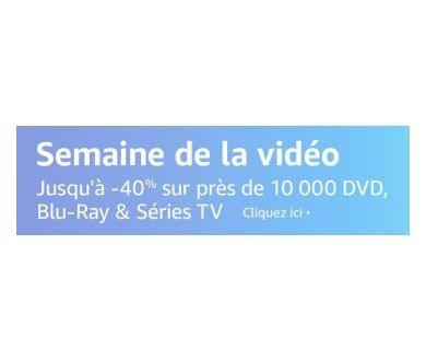 Semaine de la Video jusqu'au 28 octobre : 179 Ultra HD Blu-ray à prix cassé !