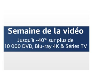 Dernière Heures : Nouvelle Semaine de la Vidéo Blu-ray et 4K