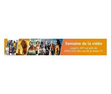 DERNIERES HEURES : Nouvelle Semaine de la Vidéo (Blu-ray et 4K)