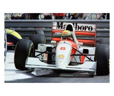 Ayrton Senna : Une mini-série de 8 épisodes officialisée chez Netflix