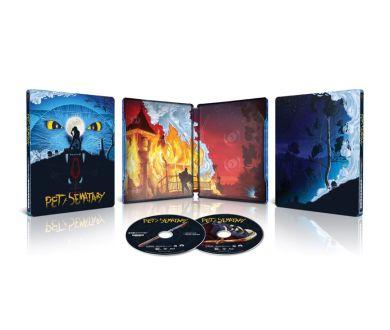 Simetierre (1989) : Remasterisation 4K et Ultra HD Blu-ray (Steelbook) en avril