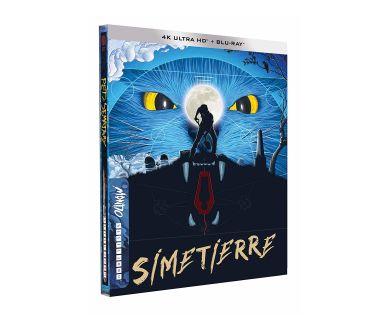 Simetierre (1989) : Précommandes et détails du Steelbook 4K Ultra HD Blu-ray