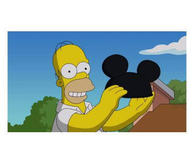 Disney+ : Les fans de la série Les Simpsons mécontents !