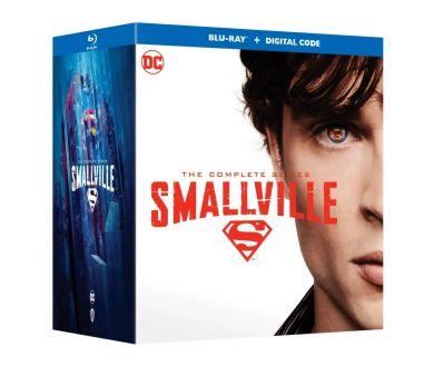 Smallville : L'intégrale de la série en Coffret Blu-ray le 20 octobre 2021