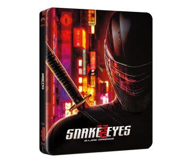 Snake Eyes: G.I. Joe Origins en 4K Ultra HD Blu-ray en France dès le 20 octobre