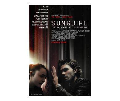 Songbird (2020) aura le droit à une édition Blu-ray aux USA et en France