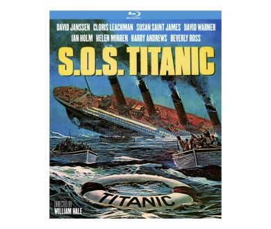 S.O.S. Titanic (1979) : Restauration 4K du téléfilm et édition Blu-ray en octobre