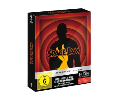 Space Jam (1996) aperçu en 4K Ultra HD Blu-ray en juillet 2021