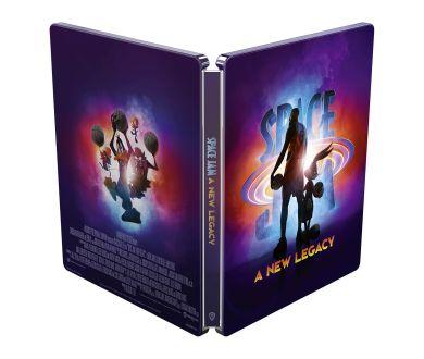Space Jam : Nouvelle ère le 17 novembre 2021 en Steelbook 4K Blu-ray