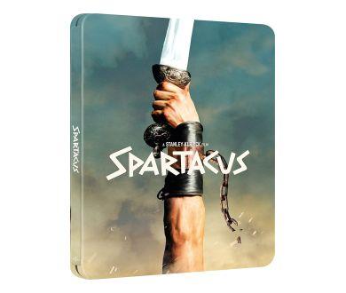 Spartacus le 30 septembre : Tous les détails de la sortie 4K Ultra HD Blu-ray