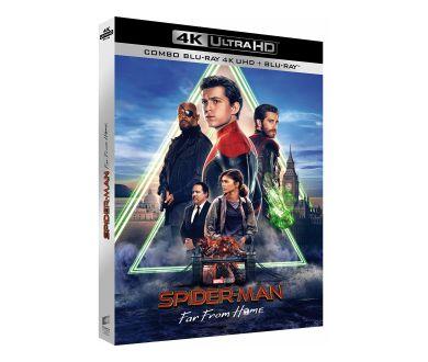Spider-Man: Far from Home en 4K Ultra HD Blu-ray le 13 novembre