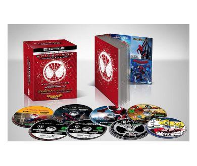 MAJ : Spider-Man : L'intégrale 8 Films 4k Ultra HD en septembre