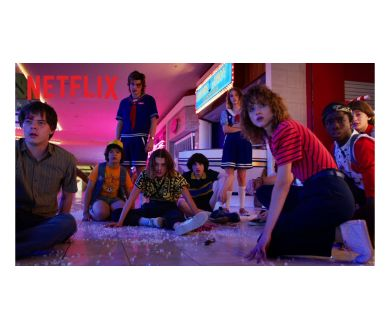 Stranger Things : Une saison 4 officialisée par un teaser