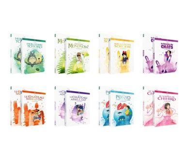 Studio Ghibli : Nouvelle collection d'éditions Blu-ray dès le 25 août en France